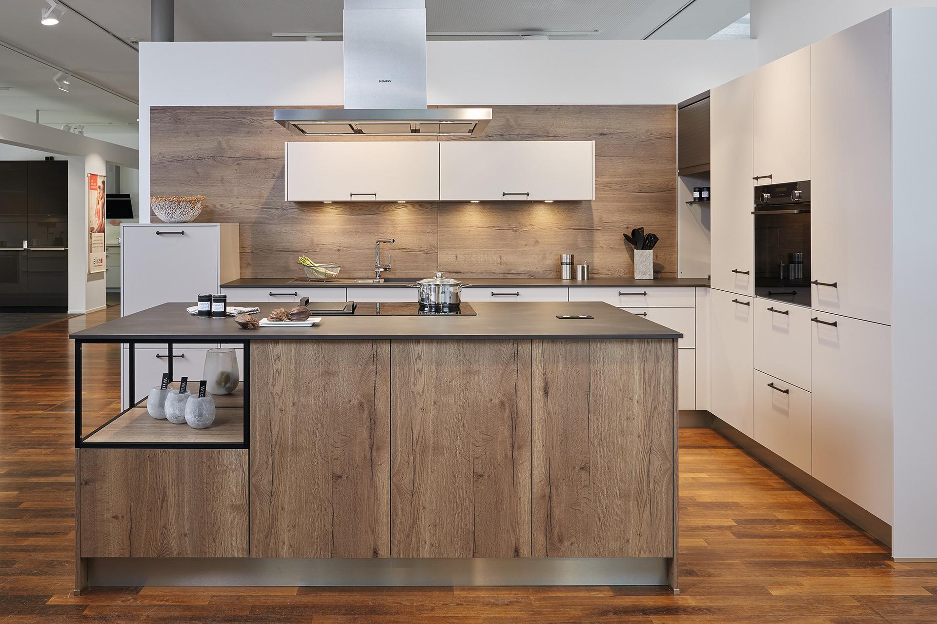 Küchenatelier in der World of Living - Halle der Kreation