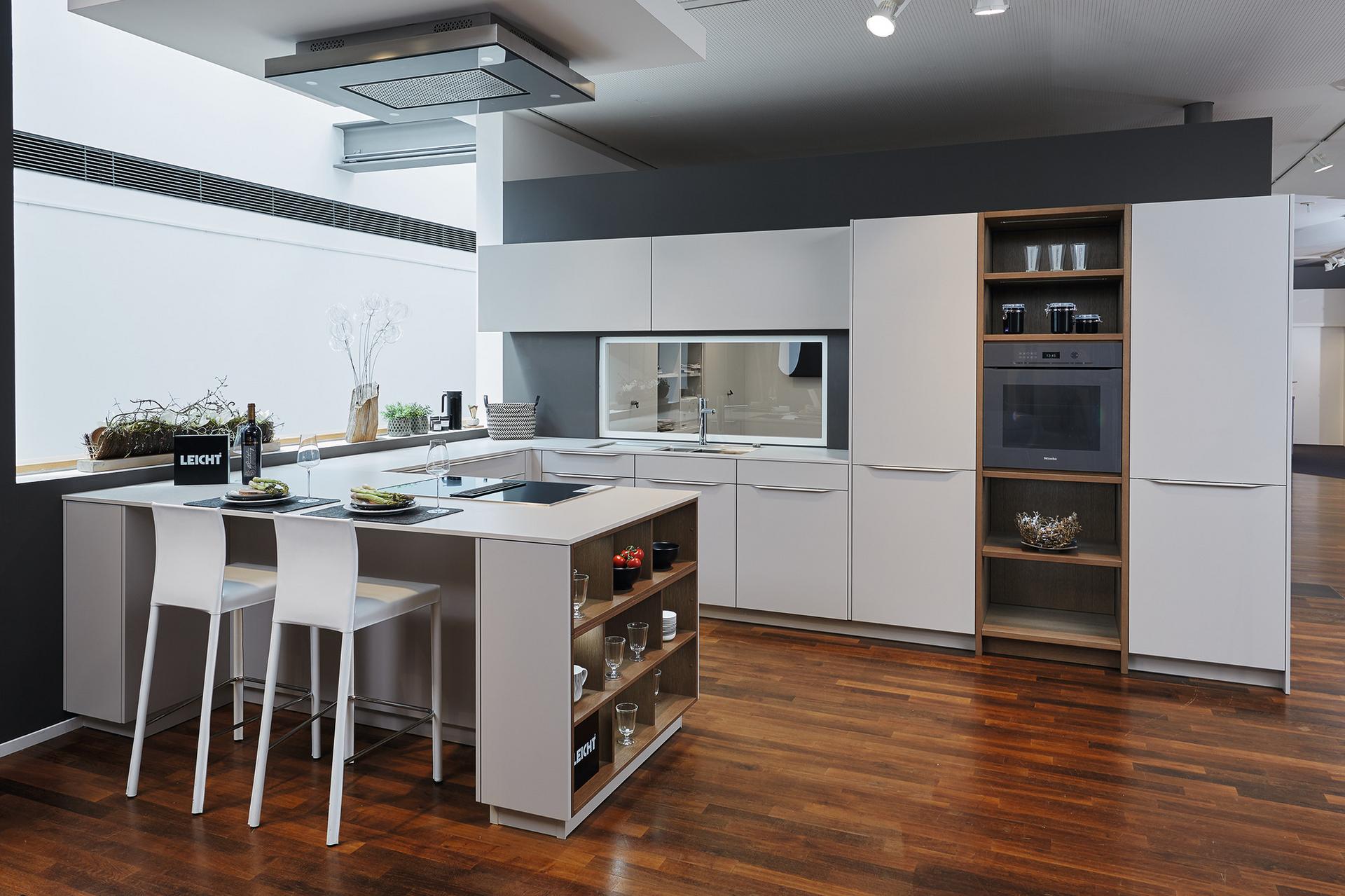 Küchenatelier Halle der Kreation WeberHaus World of Living